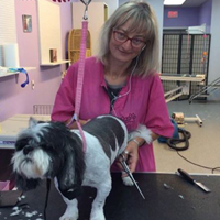 Rosanna Mohler (Owner of Dog Grooming Calgary)